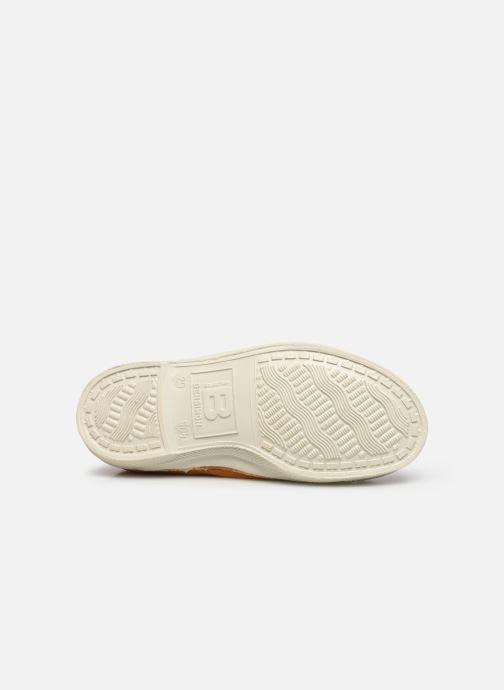 Sneaker Bensimon Tennis Lacets E braun ansicht von oben