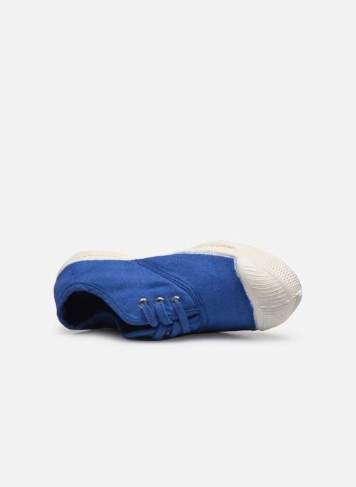 Sneaker Bensimon Tennis Lacets E blau ansicht von links