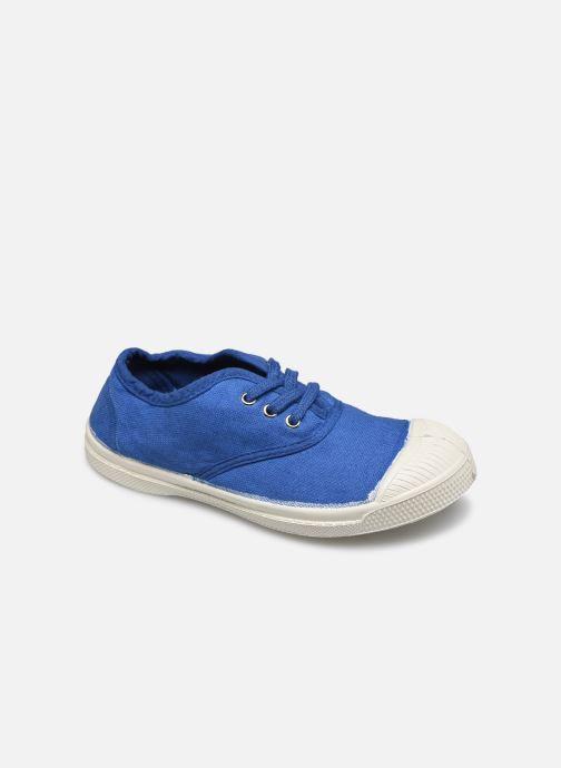 Sneaker Bensimon Tennis Lacets E blau detaillierte ansicht/modell