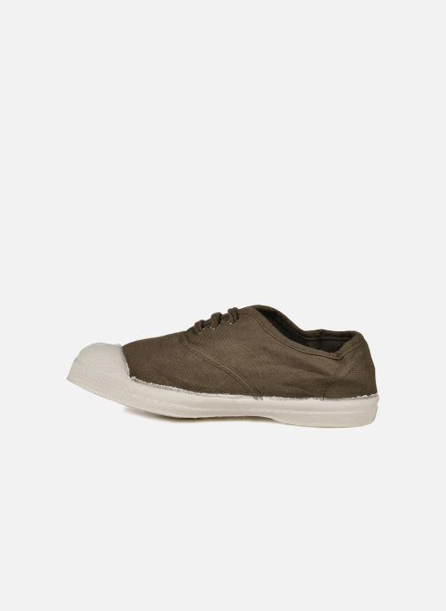 Sneakers Bensimon Tennis Lacets E Marrone immagine frontale