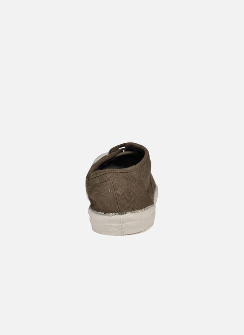 Sneakers Bensimon Tennis Lacets E Marrone immagine destra