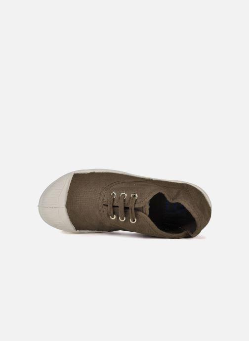 Sneakers Bensimon Tennis Lacets E Marrone immagine sinistra