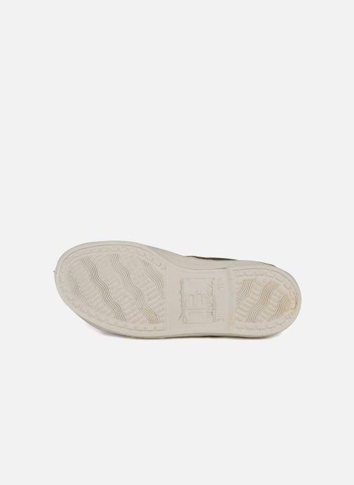 Sneakers Bensimon Tennis Lacets E Marrone immagine dall'alto