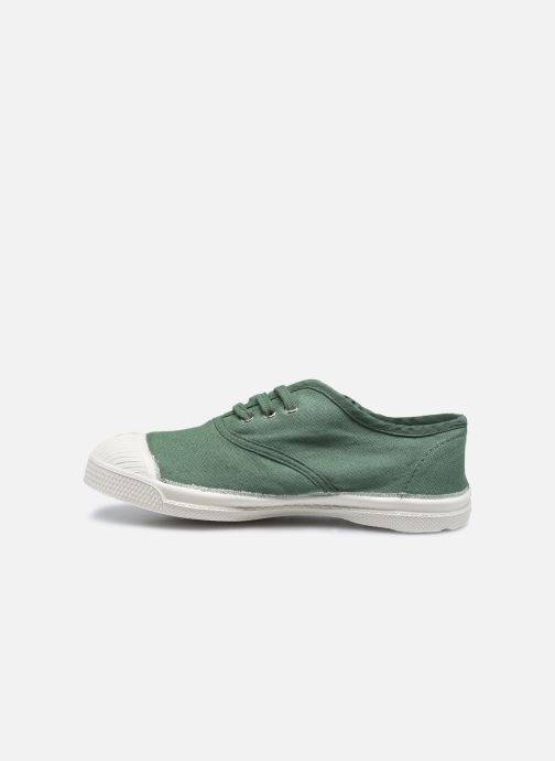 Sneakers Bensimon Tennis Lacets E Verde immagine frontale