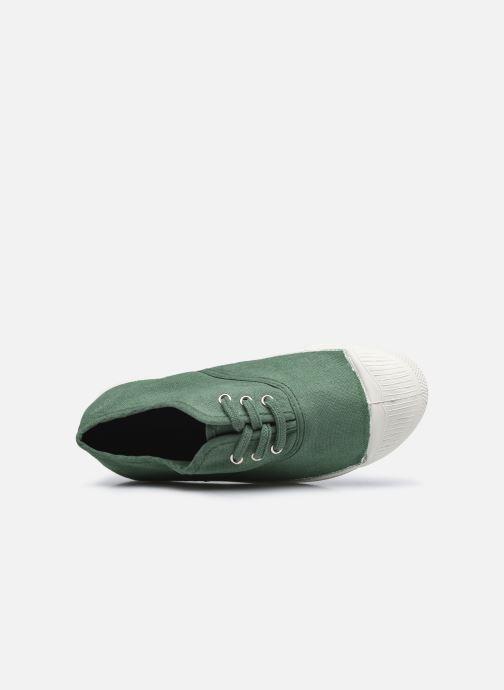Sneakers Bensimon Tennis Lacets E Verde immagine sinistra