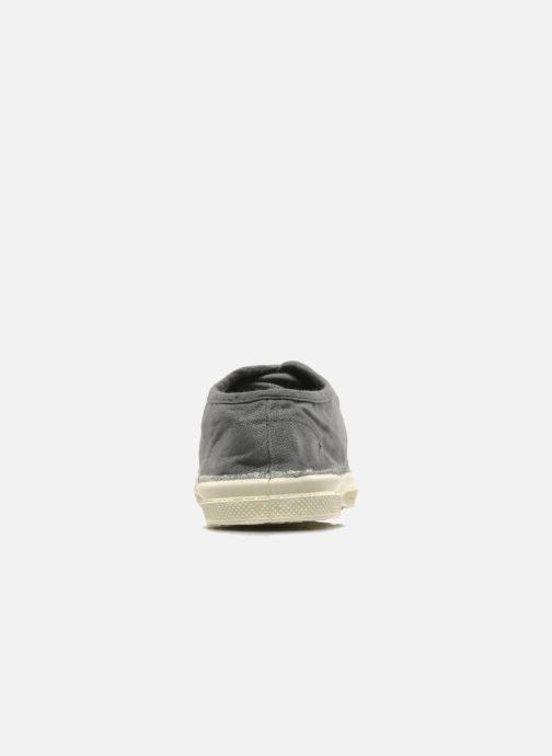 Sneakers Bensimon Tennis Lacets E Grigio immagine destra