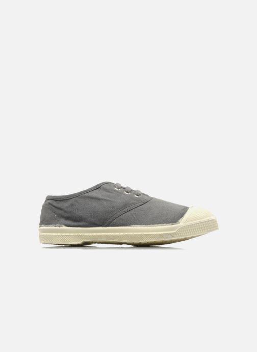 Sneaker Bensimon Tennis Lacets E grau ansicht von hinten