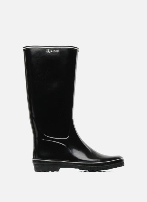 Boots & wellies Aigle Venise Black back view
