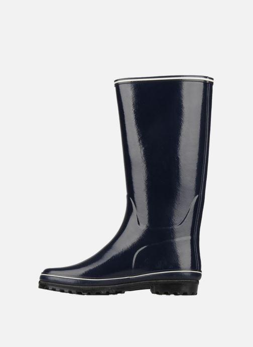 Boots & wellies Aigle Venise Blue front view