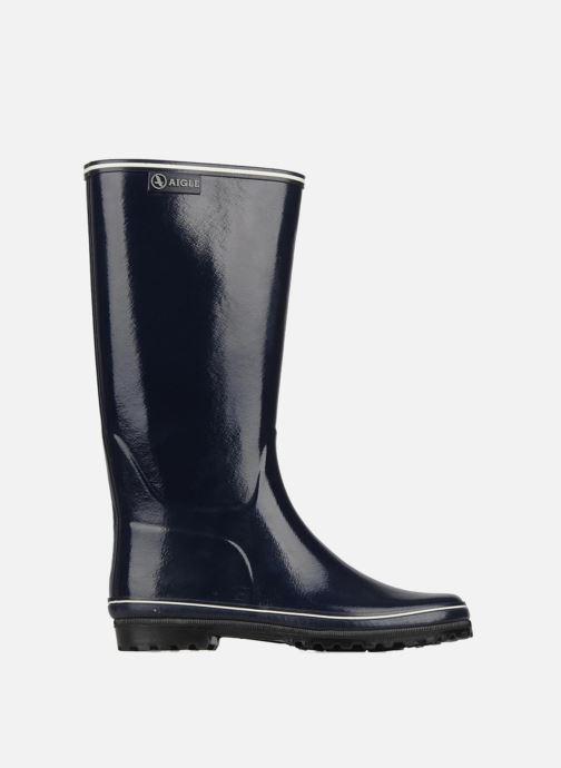 Boots & wellies Aigle Venise Blue back view