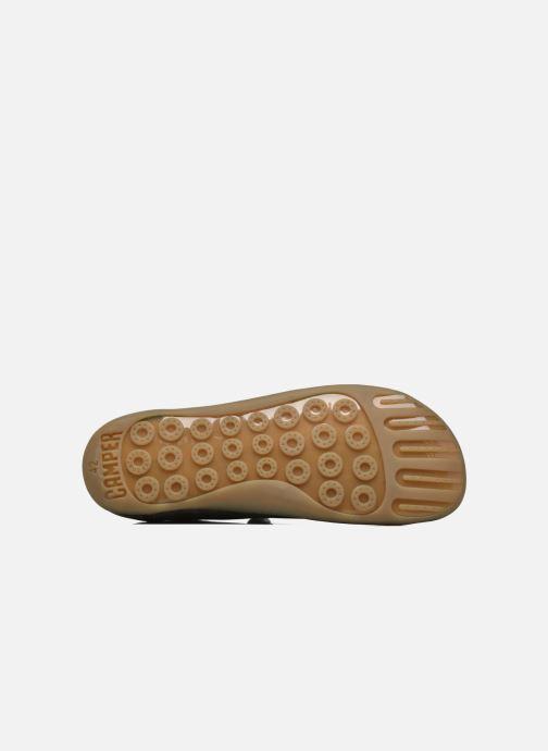 Chaussures à lacets Camper Peu Cami 17665 Marron vue haut