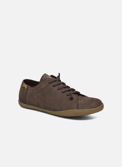Zapatos con cordones Camper Peu Cami 17665 Marrón vista de detalle / par