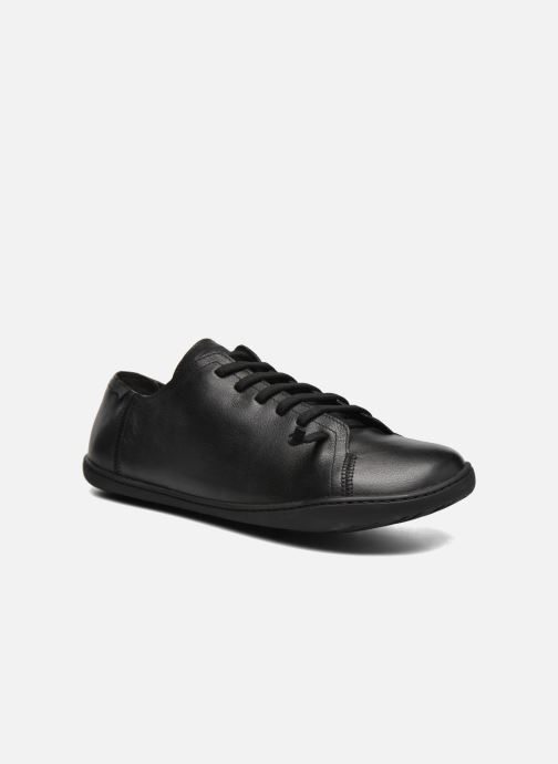 Zapatos con cordones Camper Peu Cami 17665 Negro vista de detalle / par