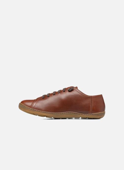 Zapatos con cordones Camper Peu Cami 17665 Marrón vista de frente