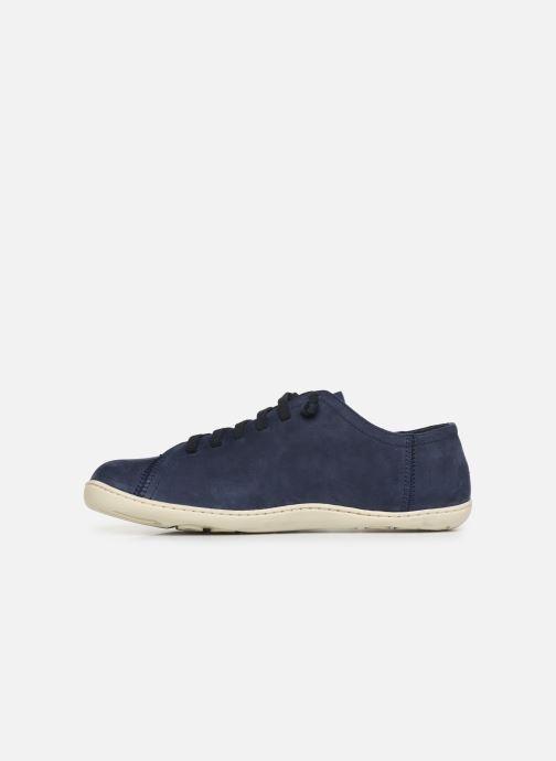 Zapatos con cordones Camper Peu Cami 17665 Azul vista de frente