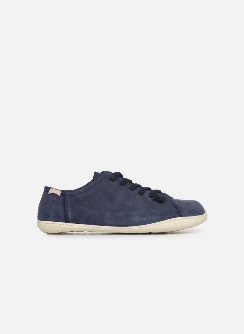 Chaussures à lacets Camper Peu Cami 17665 Bleu vue derrière