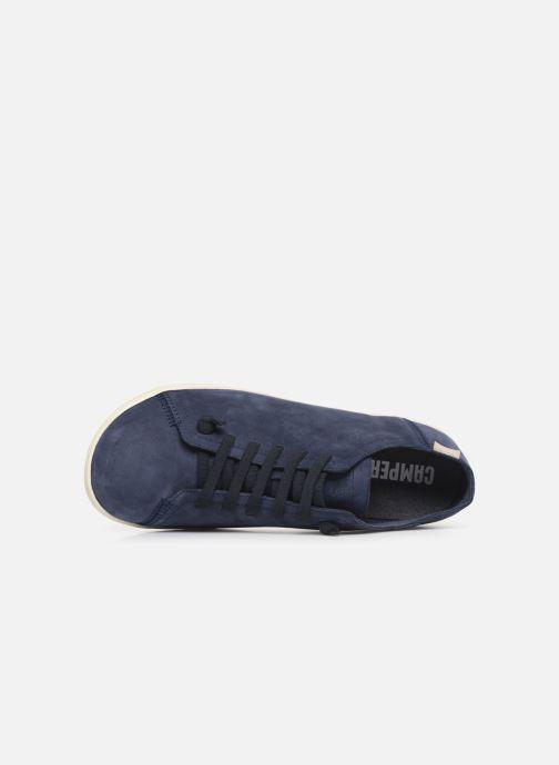 Zapatos con cordones Camper Peu Cami 17665 Azul vista lateral izquierda
