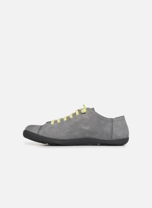 Zapatos con cordones Camper Peu Cami 17665 Gris vista de frente