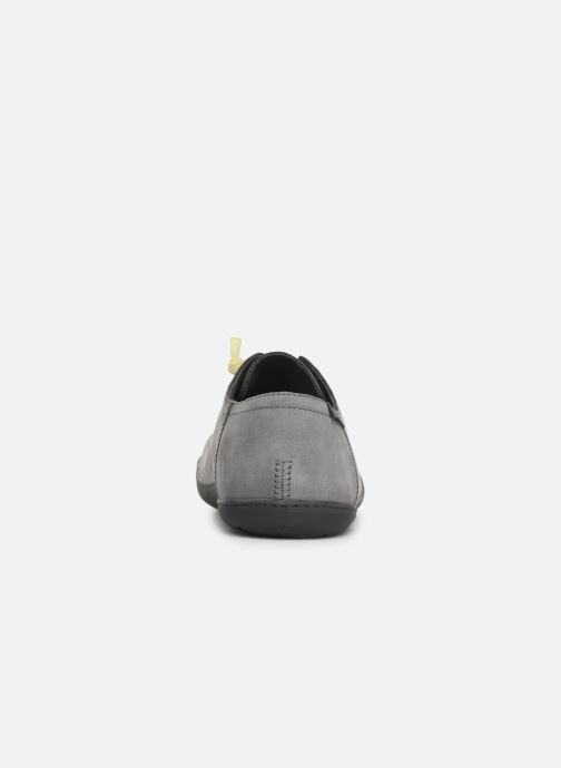 Zapatos con cordones Camper Peu Cami 17665 Gris vista lateral derecha