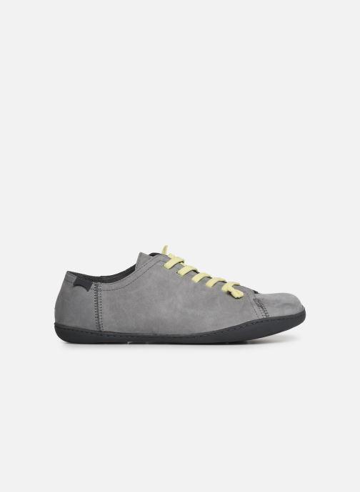 Chaussures à lacets Camper Peu Cami 17665 Gris vue derrière