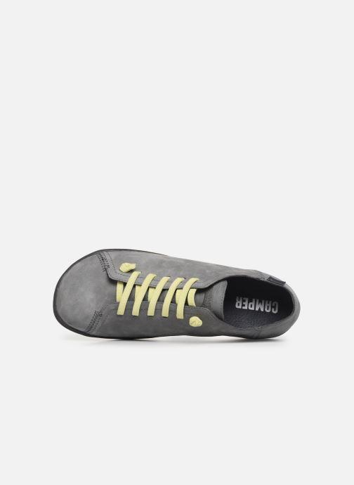 Zapatos con cordones Camper Peu Cami 17665 Gris vista lateral izquierda