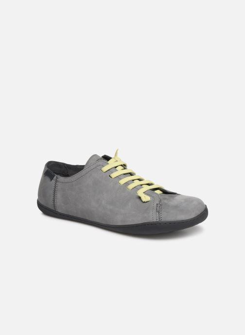 Chaussures à lacets Camper Peu Cami 17665 Gris vue détail/paire