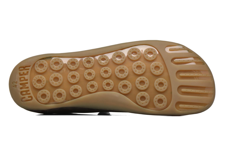 Zapatos con cordones Camper Peu Cami 17665 Marrón vista de arriba