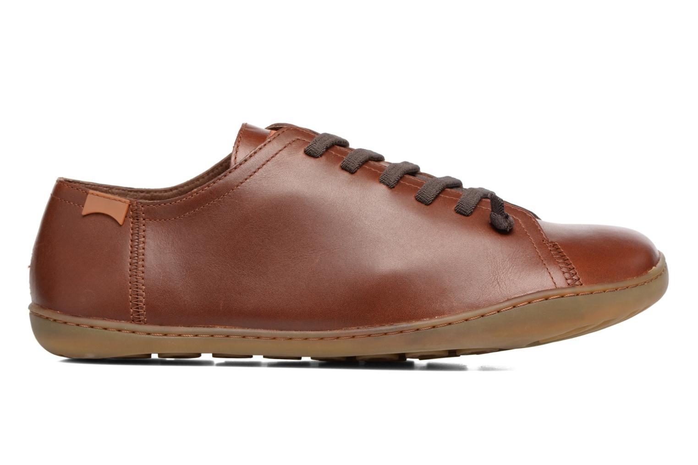 Chaussures à lacets Camper Peu Cami 17665 Marron vue derrière