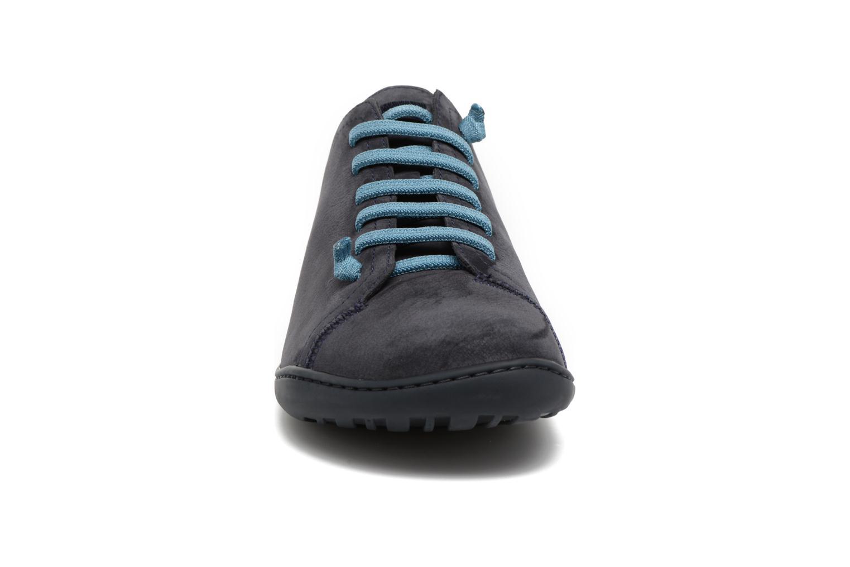 Veterschoenen Camper Peu Cami 17665 Blauw model