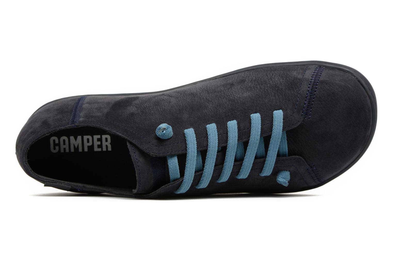 Veterschoenen Camper Peu Cami 17665 Blauw links