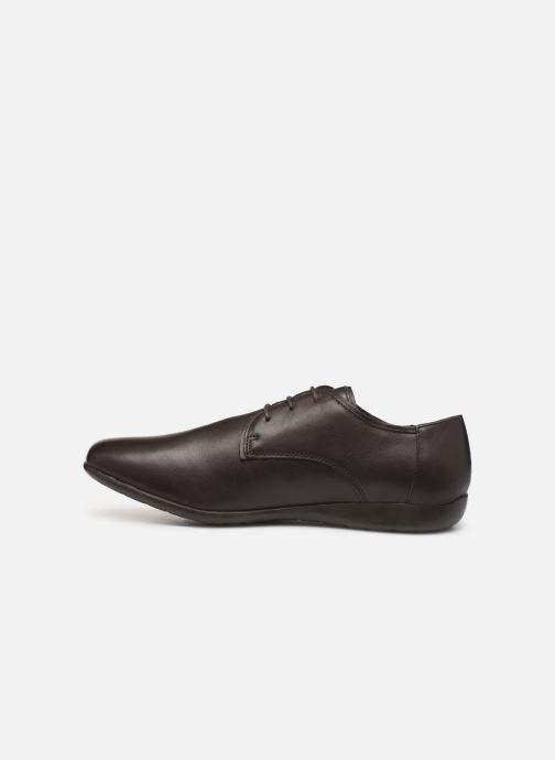 Chaussures à lacets Camper Mauro 18222 Noir vue face