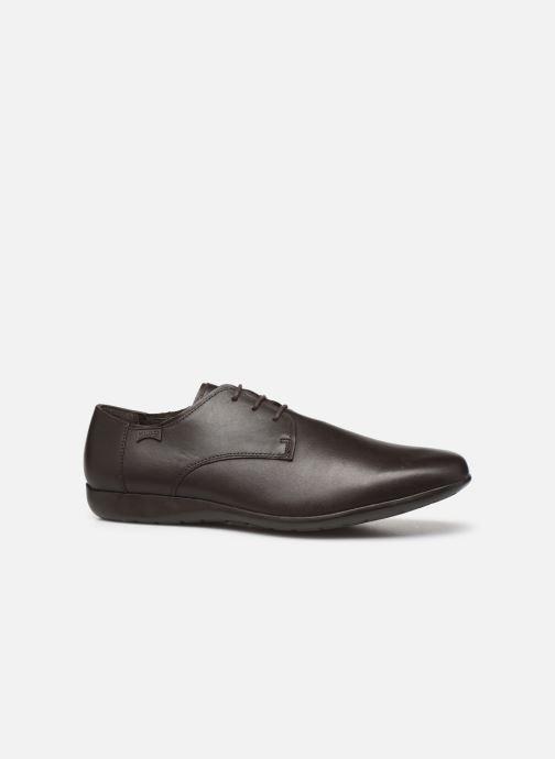 Chaussures à lacets Camper Mauro 18222 Noir vue derrière