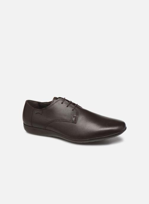 Chaussures à lacets Camper Mauro 18222 Noir vue détail/paire