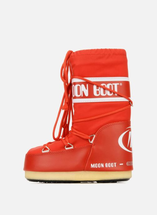 Chaussures de sport Moon Boot Moon Boot Nylon Rouge vue face