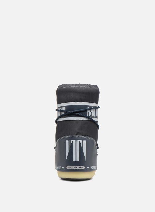 Chaussures de sport Moon Boot Moon Boot Nylon Bleu vue droite