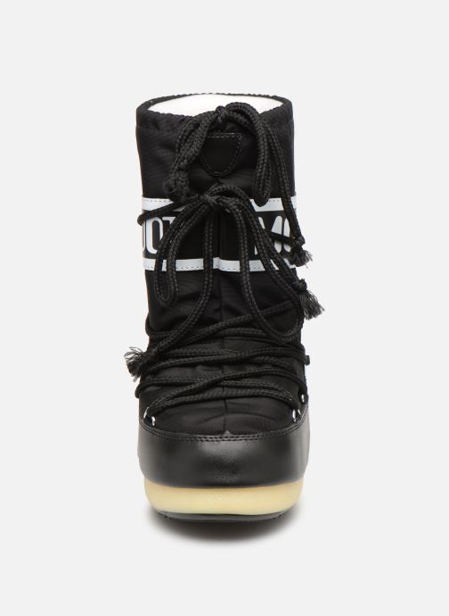 Chaussures de sport Moon Boot Moon Boot Nylon Noir vue portées chaussures