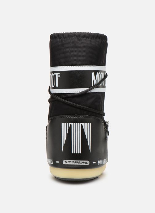 Sport shoes Moon Boot Moon Boot Nylon E Black view from the right