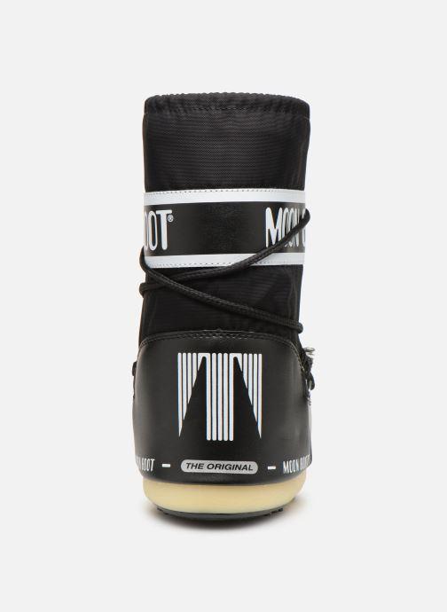 Zapatillas de deporte Moon Boot Moon Boot Nylon E Negro vista lateral derecha