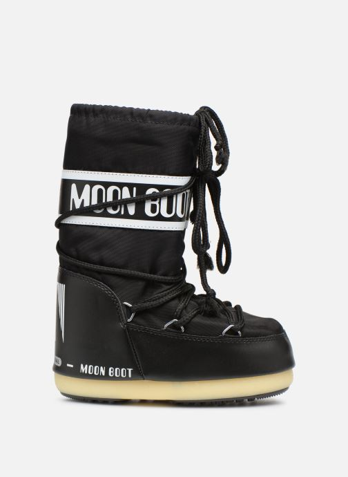 Sport shoes Moon Boot Moon Boot Nylon E Black back view