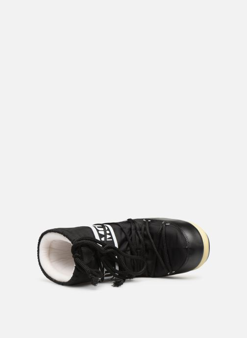 Sport shoes Moon Boot Moon Boot Nylon E Black view from the left