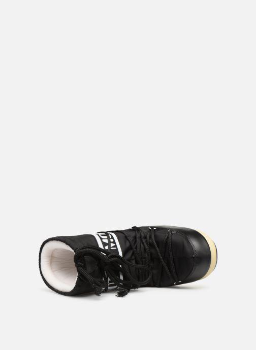 Sportssko Moon Boot Moon Boot Nylon E Sort se fra venstre