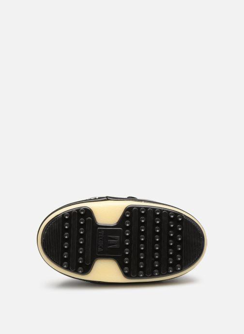 Scarpe sportive Moon Boot Moon Boot Nylon E Nero immagine dall'alto