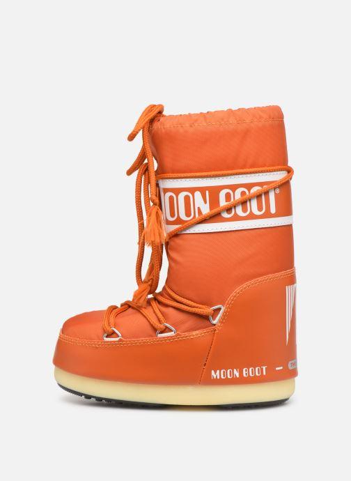 Zapatillas de deporte Moon Boot Moon Boot Nylon E Naranja vista de frente