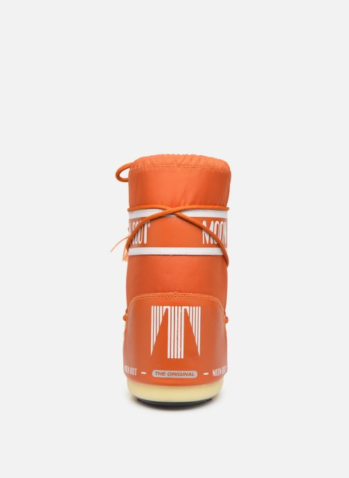 Chaussures de sport Moon Boot Moon Boot Nylon Orange vue droite