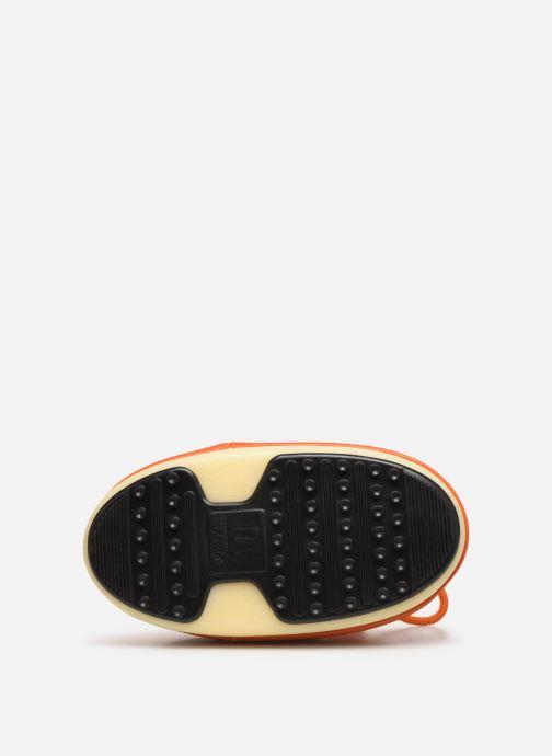 Chaussures de sport Moon Boot Moon Boot Nylon Orange vue haut