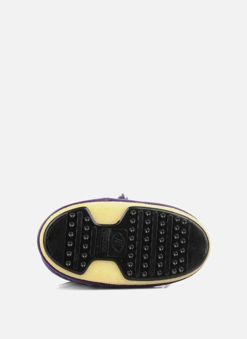 Chaussures de sport Moon Boot Moon Boot Nylon Violet vue haut