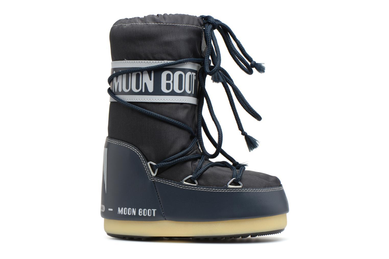 Sportschoenen Moon Boot Moon Boot Nylon E Blauw achterkant
