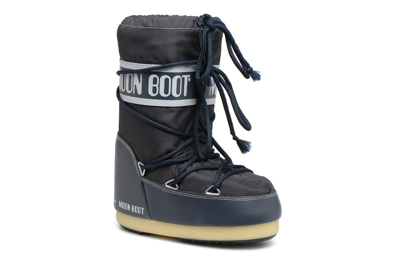 Sportschoenen Moon Boot Moon Boot Nylon E Blauw detail