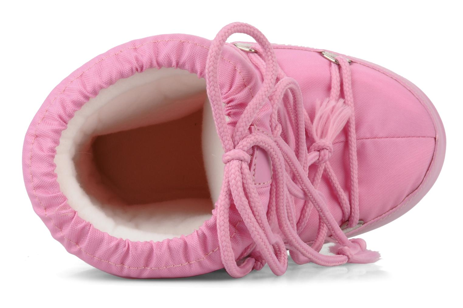 Sportschoenen Moon Boot Moon Boot Nylon E Roze links