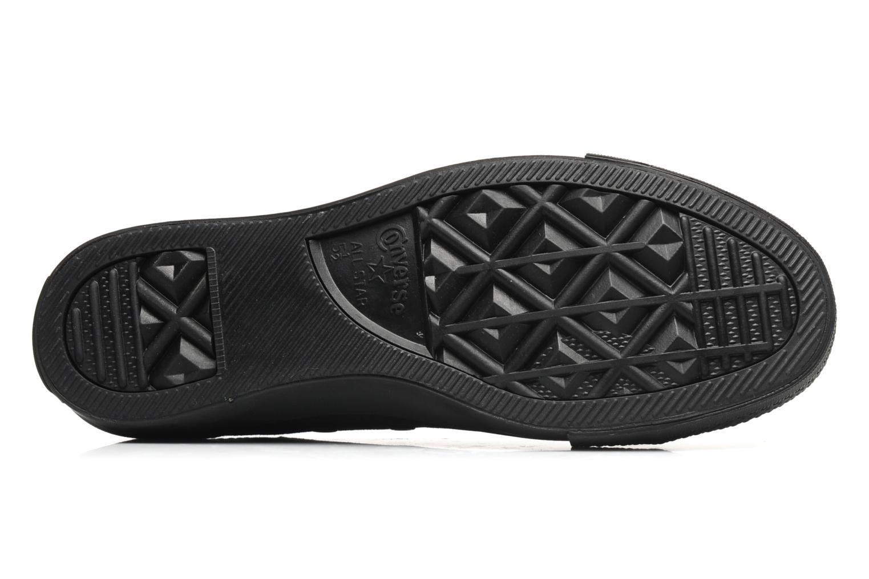 Sneakers Converse Chuck Taylor All Star Monochrome Canvas Ox W Zwart boven